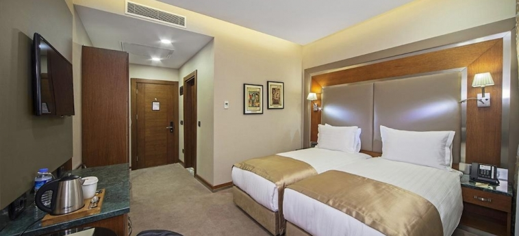 Dosso Dossi Hotels Old City: Chambre Triple ISTANBUL