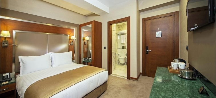 Dosso Dossi Hotels Old City: Chambre ISTANBUL