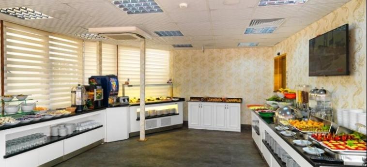 Hotel White Monarch: Buffet ISTANBUL
