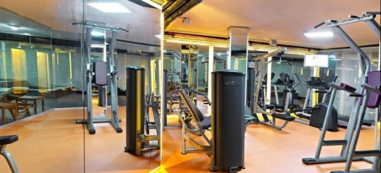 Hotel White Monarch: Gym ISTANBUL