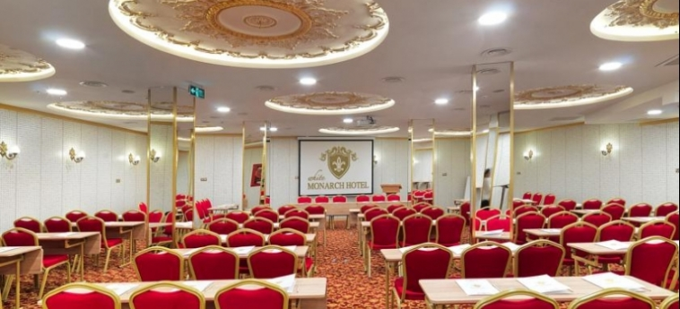 Hotel White Monarch: Meeting Room ISTANBUL