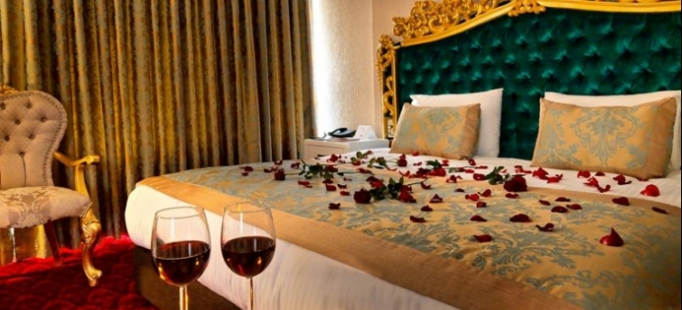 Hotel White Monarch: Room - Double ISTANBUL
