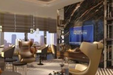Hotel Wyndham Grand Istanbul Levent: Bar ISTANBUL