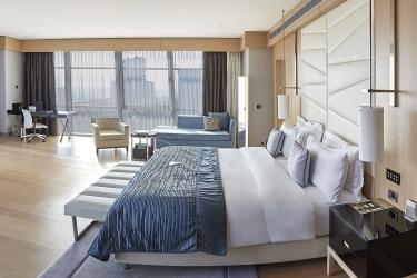 Hotel Wyndham Grand Istanbul Levent: Camera Matrimoniale/Doppia ISTANBUL