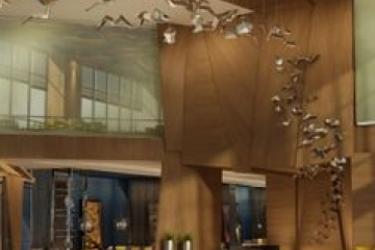 Hotel Wyndham Grand Istanbul Levent: Lobby ISTANBUL
