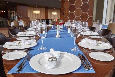 Hotel Wyndham Grand Istanbul Levent: Ristorante ISTANBUL