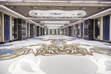 Hotel Wyndham Grand Istanbul Levent: Sala ISTANBUL