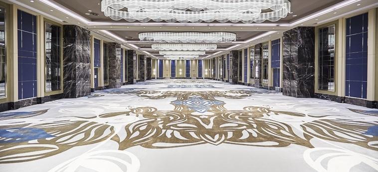 Hotel Wyndham Grand Istanbul Levent: Hall ISTANBUL