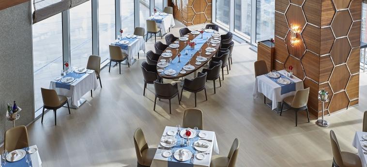 Hotel Wyndham Grand Istanbul Levent: Restaurant ISTANBUL