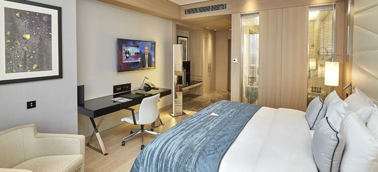 Hotel Wyndham Grand Istanbul Levent: Room - Guest ISTANBUL