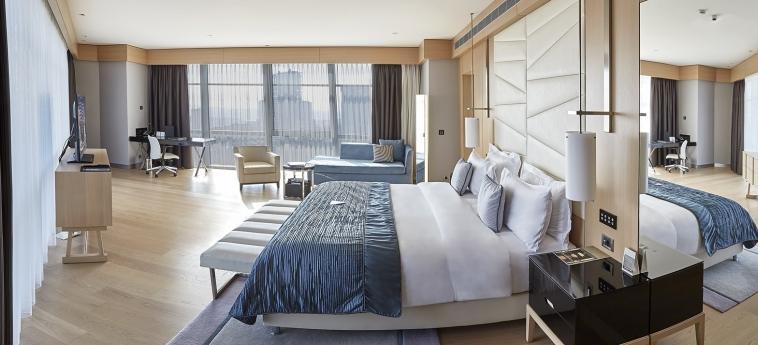 Hotel Wyndham Grand Istanbul Levent: Schlafzimmer ISTANBUL