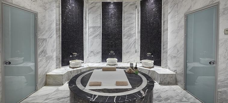 Hotel Wyndham Grand Istanbul Levent: Wellness Center ISTANBUL