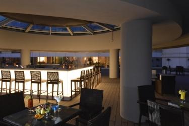 Hotel Wyndham Grand Istanbul Europe: Bar ISTANBUL