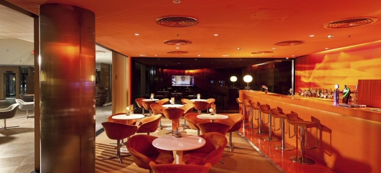 Bh Conference & Airport Hotel Istanbul: Bar ISTANBUL
