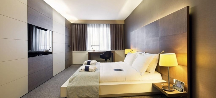 Bh Conference & Airport Hotel Istanbul: Camera Junior Suite ISTANBUL