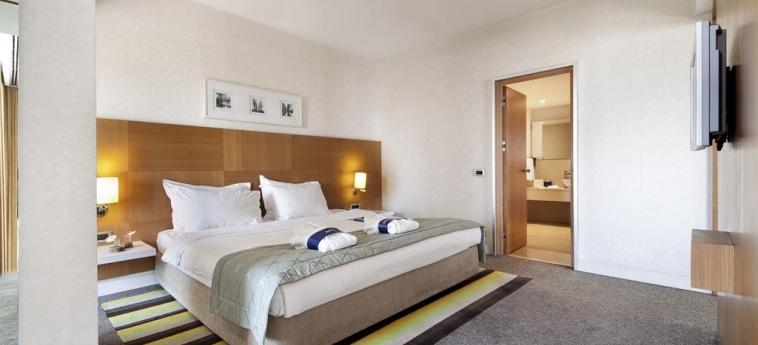 Bh Conference & Airport Hotel Istanbul: Habitación de Lujo ISTANBUL