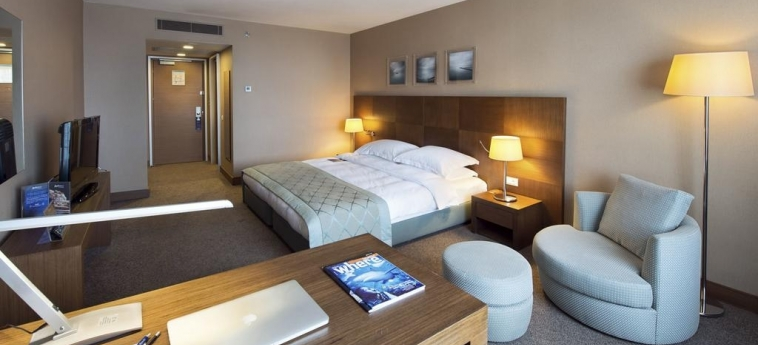 Bh Conference & Airport Hotel Istanbul: Habitaciòn Doble ISTANBUL