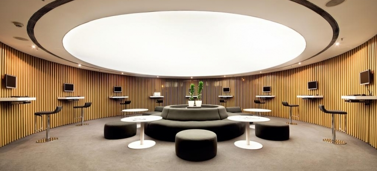 Bh Conference & Airport Hotel Istanbul: Internet Point ISTANBUL