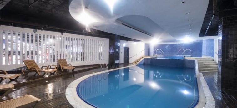 Bh Conference & Airport Hotel Istanbul: Piscina Cubierta ISTANBUL