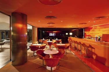 Hotel Radisson Blu Conference & Airport: Bar ISTANBUL