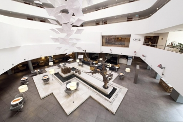 Hotel Radisson Blu Conference & Airport: Lobby ISTANBUL