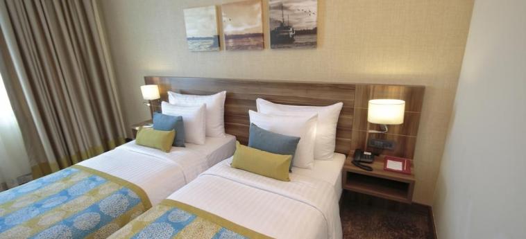 Hotel Tuyap Palas: Doppelzimmer - Twin ISTANBUL