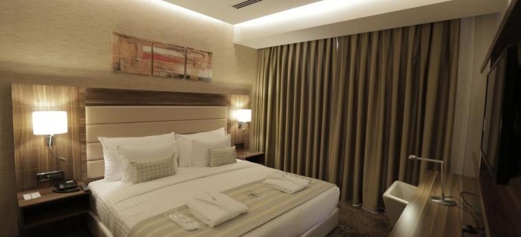 Hotel Tuyap Palas: Doppelzimmer  ISTANBUL