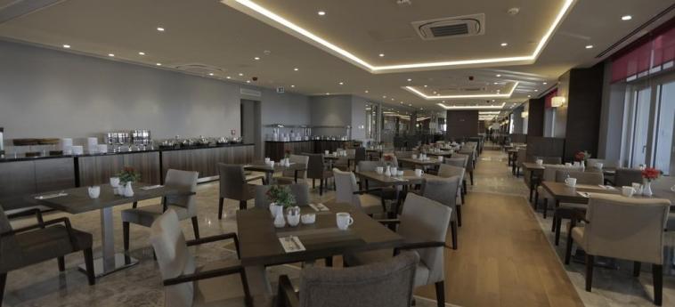 Hotel Tuyap Palas: Frühstücksraum ISTANBUL