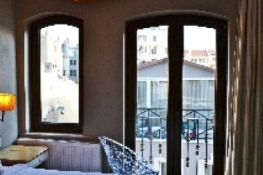 Alyon Suite Hotel Istiklal: Chambre ISTANBUL