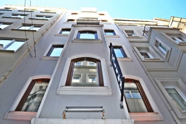 Alyon Suite Hotel Istiklal: Exterieur ISTANBUL