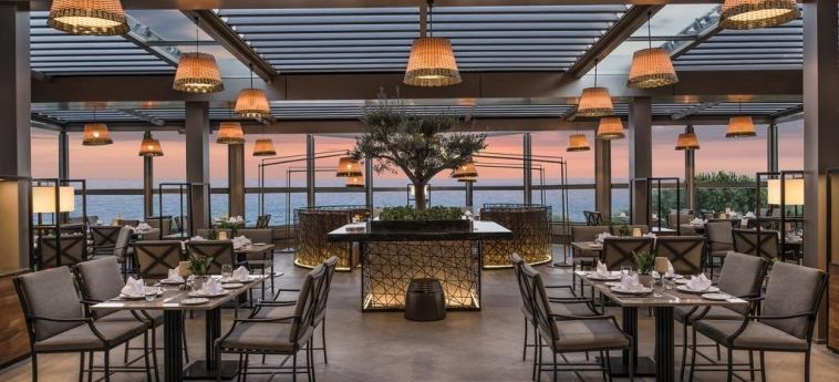 Hotel Renaissance Polat Istanbul: Dining Area ISTANBUL