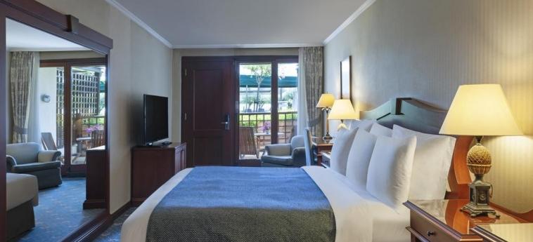 Hotel Renaissance Polat Istanbul: Doppelzimmer ISTANBUL