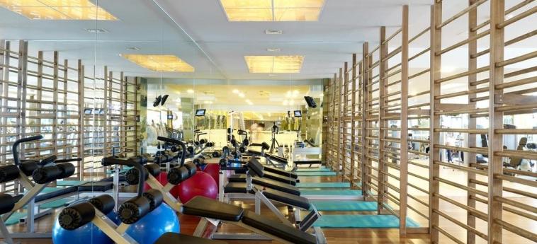 Hotel Renaissance Polat Istanbul: Fitnesscenter ISTANBUL