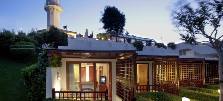 Hotel Renaissance Polat Istanbul: Gastzimmer Blick ISTANBUL