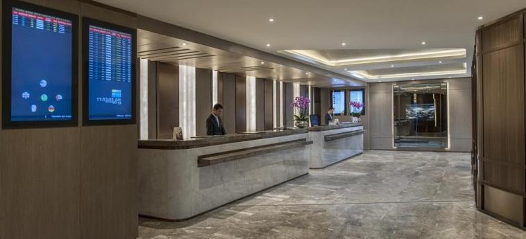 Hotel Renaissance Polat Istanbul: Reception ISTANBUL