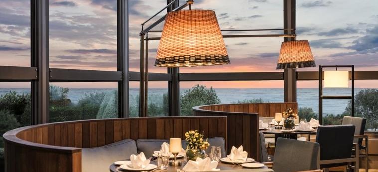 Hotel Renaissance Polat Istanbul: Restaurant ISTANBUL
