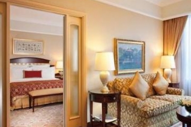 Hotel The Ritz-Carlton, Istanbul: Chambre Suite ISTANBUL