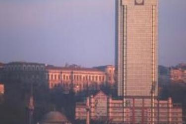 Hotel The Ritz-Carlton, Istanbul: Extérieur ISTANBUL