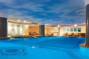 Hotel The Ritz-Carlton, Istanbul: Piscine Couverte ISTANBUL