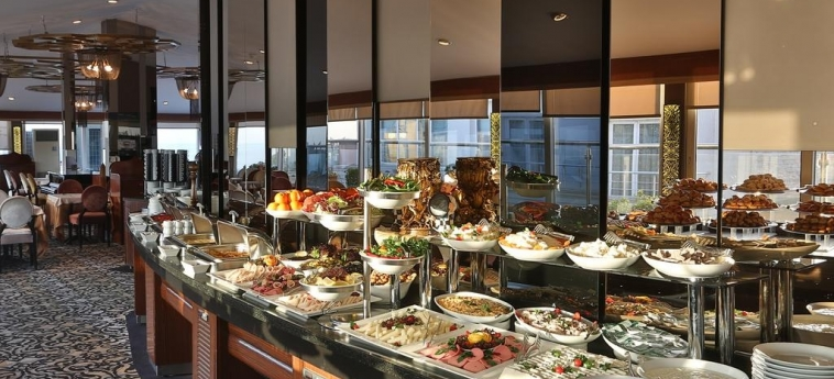 Hotel Zurich: Buffet ISTANBUL