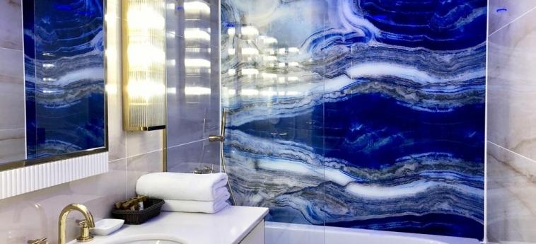 Hotel Zurich: Cuarto de Baño ISTANBUL