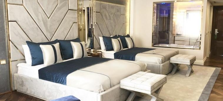 Hotel Zurich: Habitaciòn Doble ISTANBUL