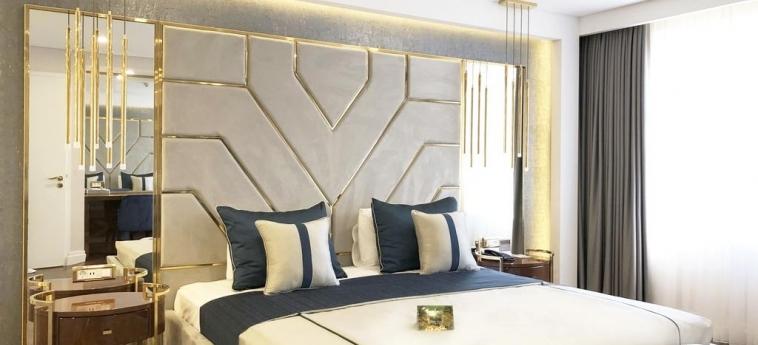 Hotel Zurich: Habitación ISTANBUL