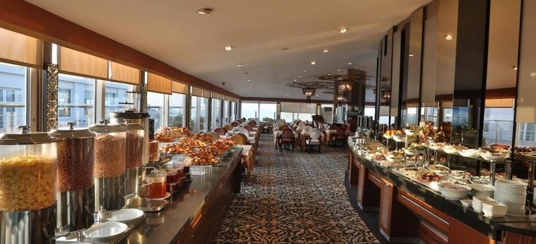 Hotel Zurich: Restaurante ISTANBUL