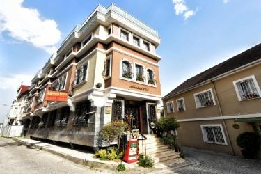 Hotel Almina: Exterior ISTANBUL