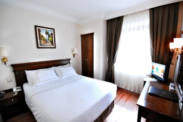 Hotel Golden Crown: Chambre ISTANBUL