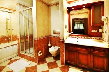 Hotel Golden Crown: Salle de Bains ISTANBUL