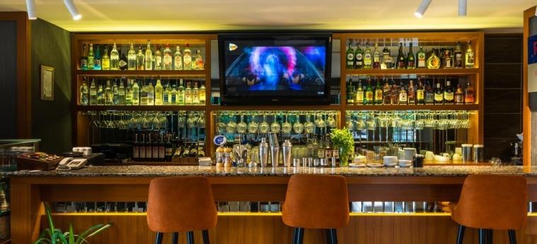 Hotel Vicenza: Bar ISTANBUL