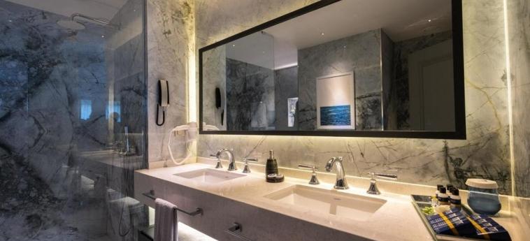 Hotel Vicenza: Cuarto de Baño ISTANBUL