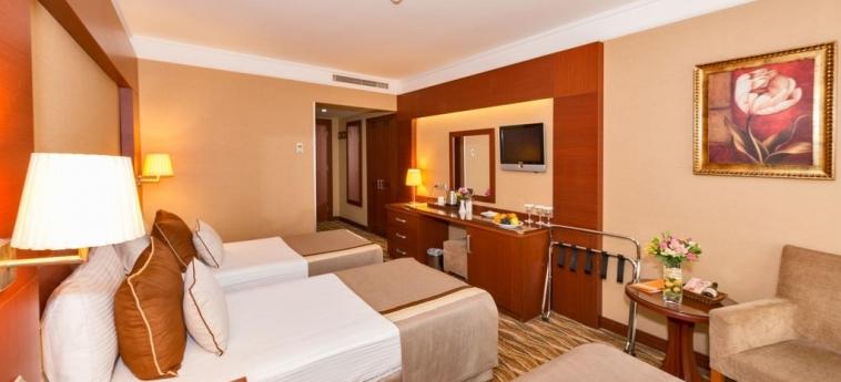 Hotel Vicenza: Habitaciòn Gemela ISTANBUL